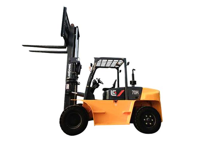 內燃平衡重叉車CLG2070