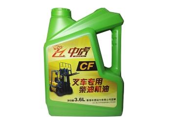 中虎CF叉車專用柴油機油3.6L